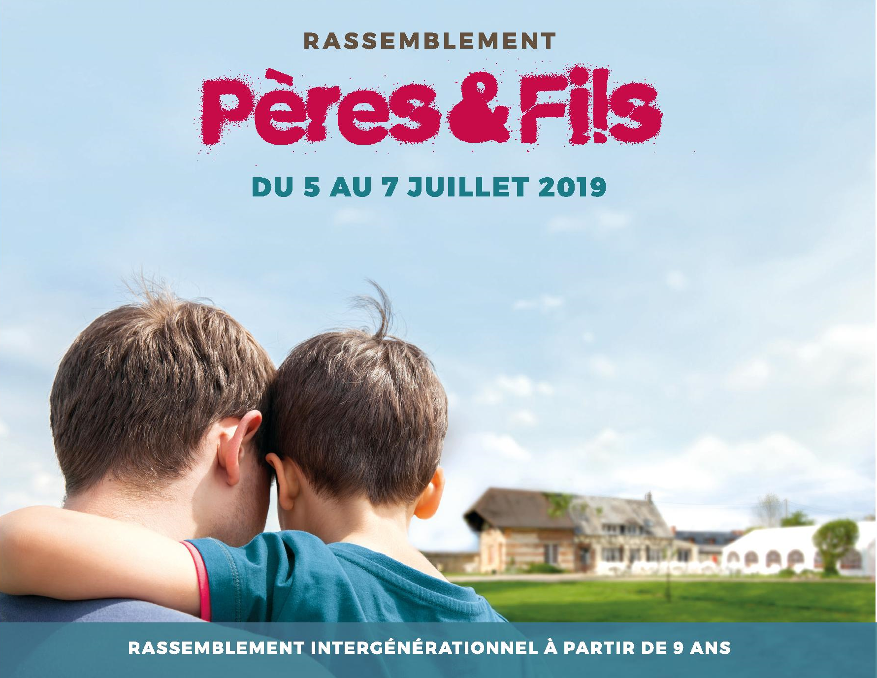 école privée protestante Accueil IP WE Pere et fils 16 14