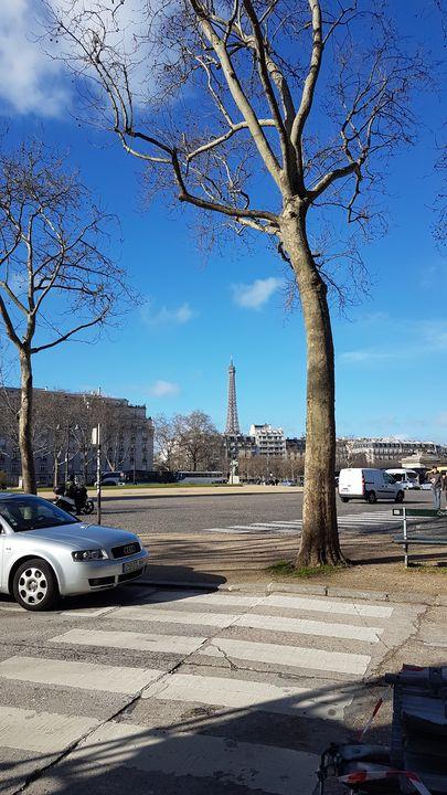 Visite de Paris avec la classe de 4ème 001 20190207 123919