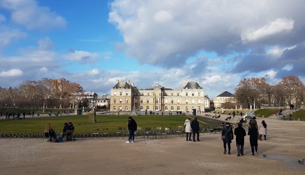 Visite de Paris avec la classe de 4ème 001 20190207 152124 1024x589