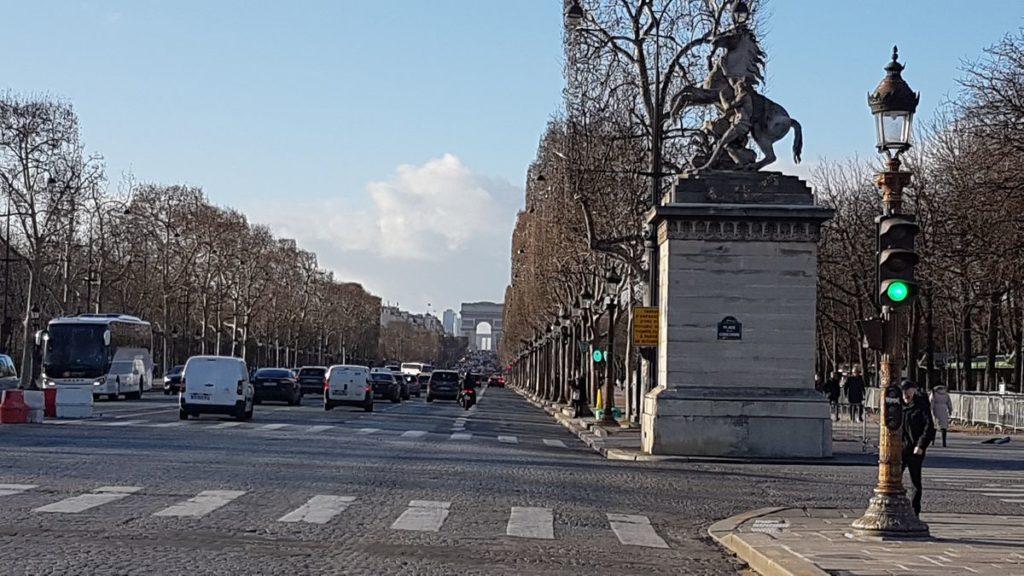 Visite de Paris avec la classe de 4ème 001 20190207 161035 1024x576