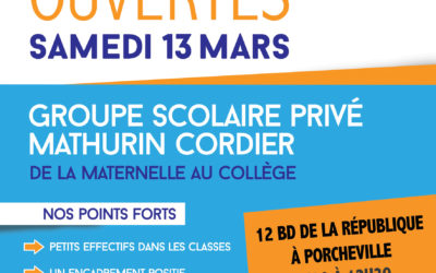 Journée Portes Ouvertes 13 mars 2021 actualité collège Actualité Collège JPO A5 2021 400x250