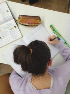 La Vie au Collège – écrit par des élèves 20210119 113247 225x300