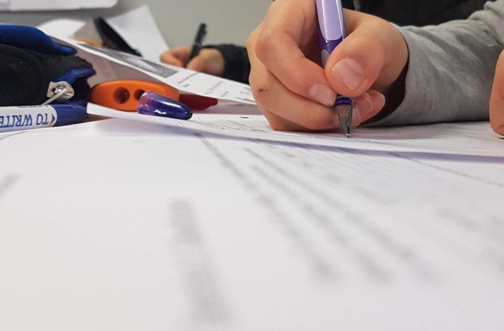 La Vie au Collège – écrit par des élèves 20210204 111136 scaled e1614854527623 1024x673